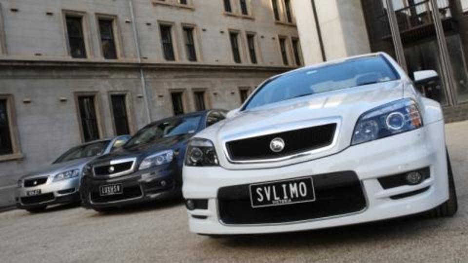 Holdens Statesman range may be basis for 2010 Chevrolet Impala