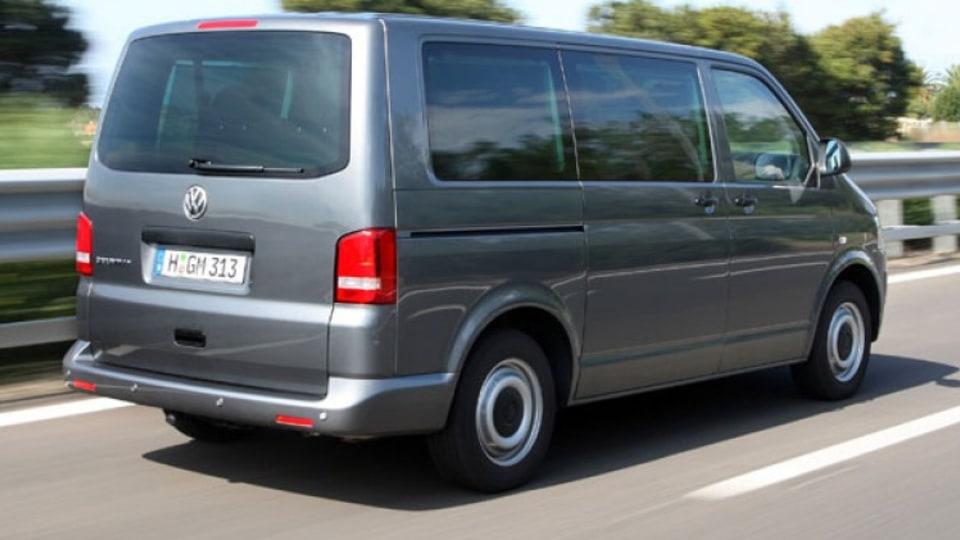 Volkswagen Caravelle.