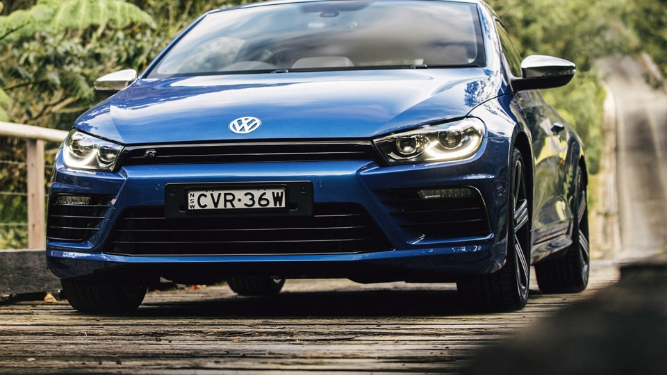 2015 Volkswagen Scirocco R: Price And Features For Australia