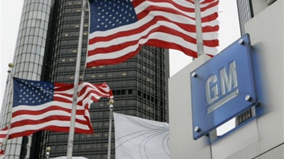 US Automotive Giants Teeter at the Brink