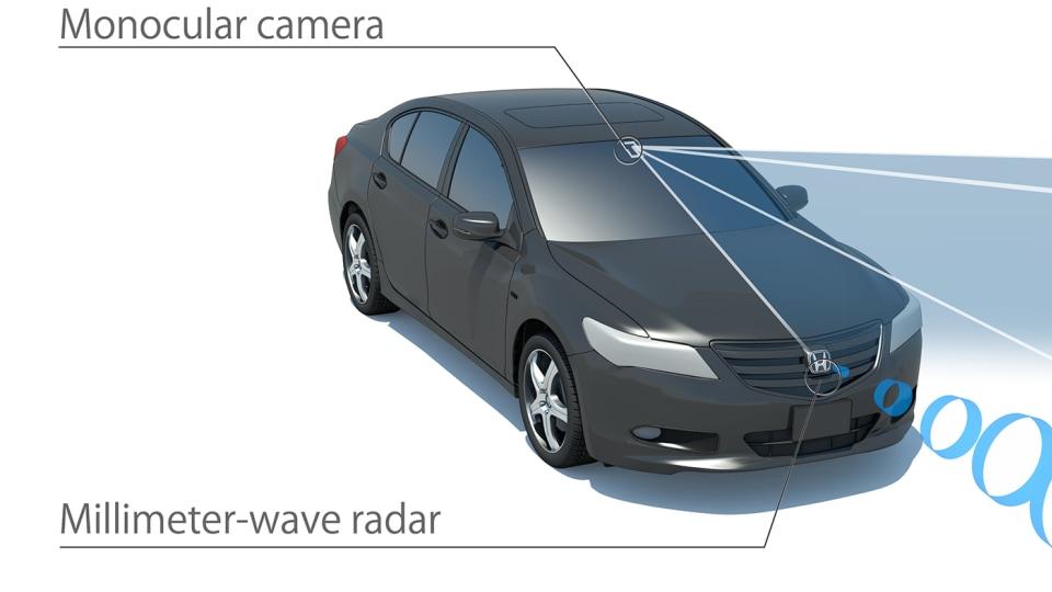 2015 Honda Legend Confirmed, First To Get New 'Sensing' System