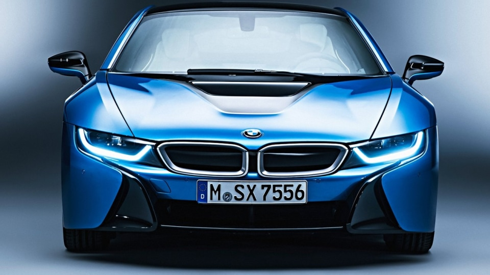 Powered-Up BMW i8 Planned For 2016, Called i9: Report