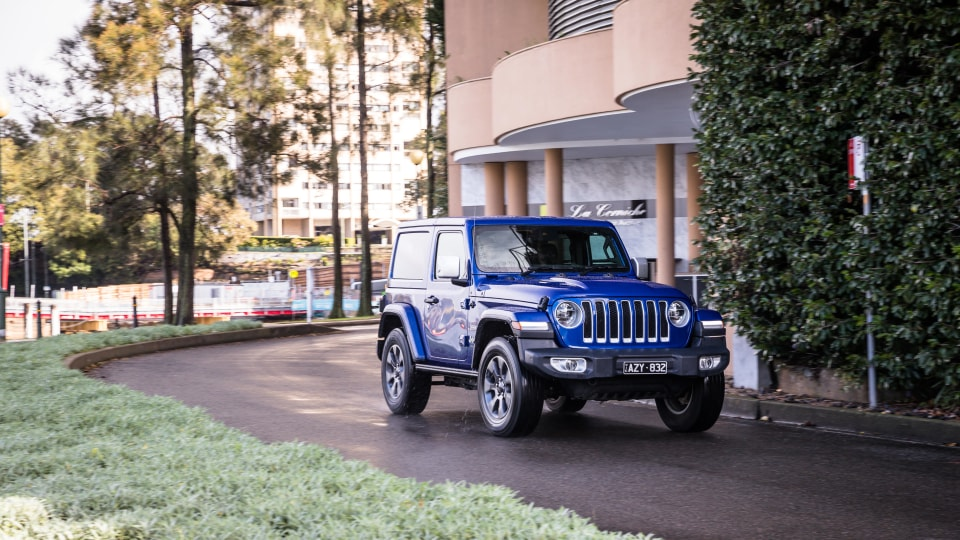 2019 Jeep Wrangler Overland review