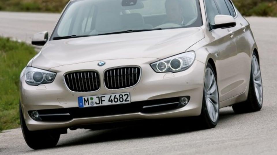 2010 BMW 5 Series Gran Turismo Revealed