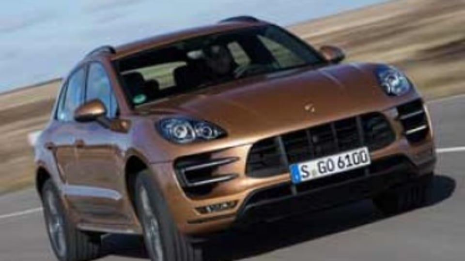 Porsche Macan first drive review