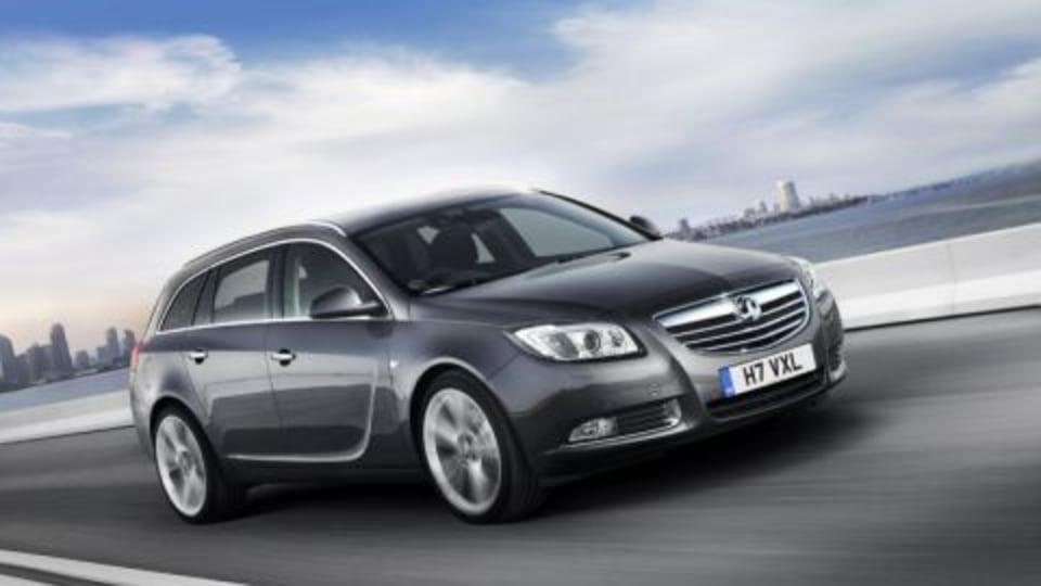 Vauxhall Reveals Insignia Sports Tourer