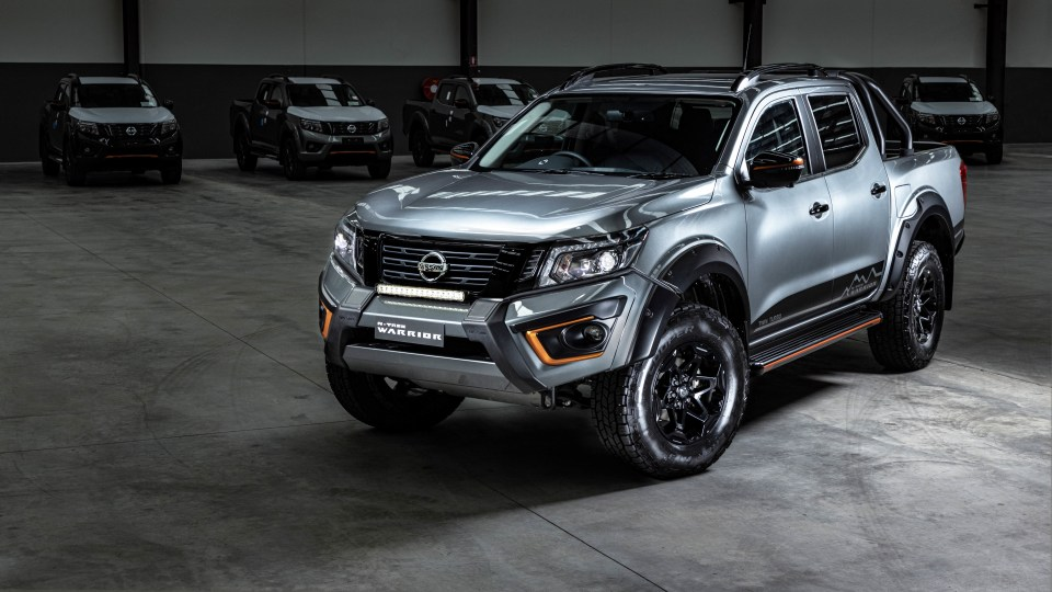 Nissan Navara Warrior sold out, next model not due until second half of 2021