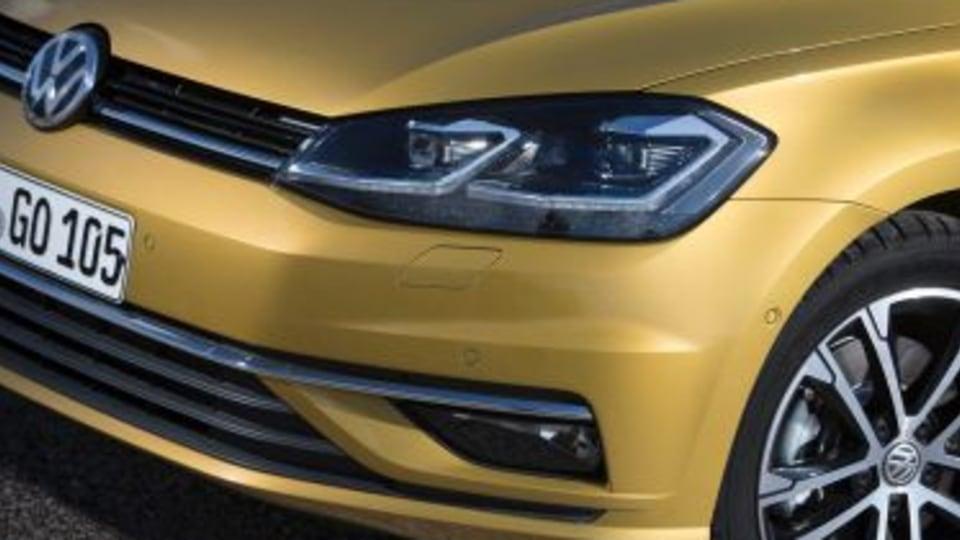 2017 Volkswagen Golf.