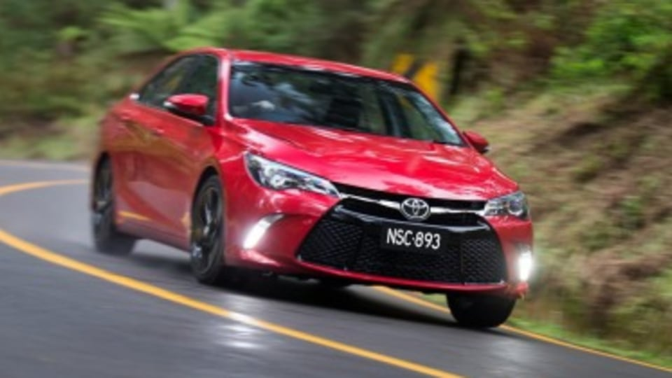 Toyota Camry Atara SX first drive review