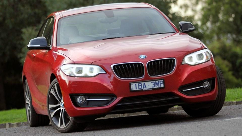 2014 BMW 2 Series Review: 220i Sport Line