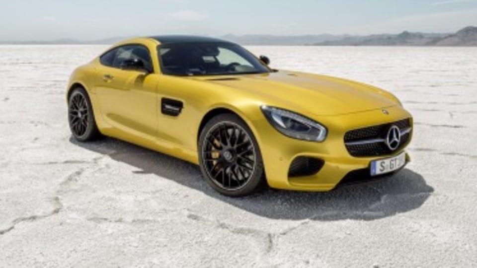 Mercedes-AMG hybrids as soon as 2017