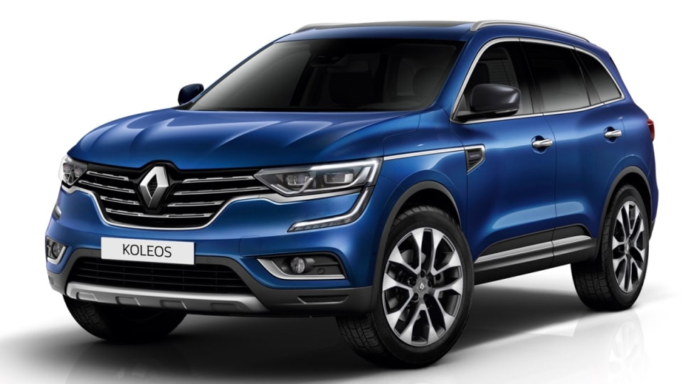 Renault introduces Koleos S-Edition