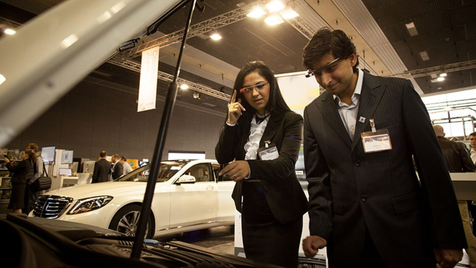 Metaio 'Wearable' Automotive Manual Debuts At Consumer Electronics Show