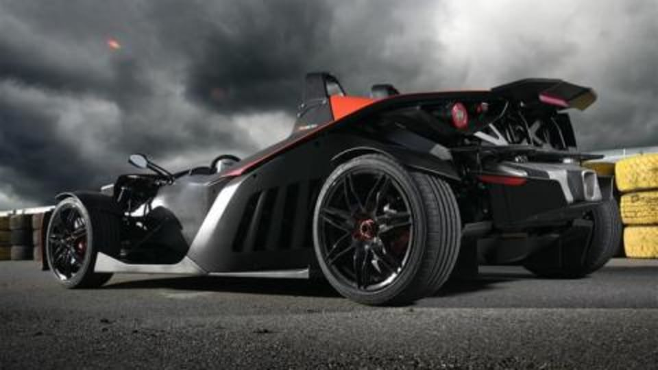 MTM Tunes KTM X-Bow, Power/Weight Ratio Gets Ridiculous