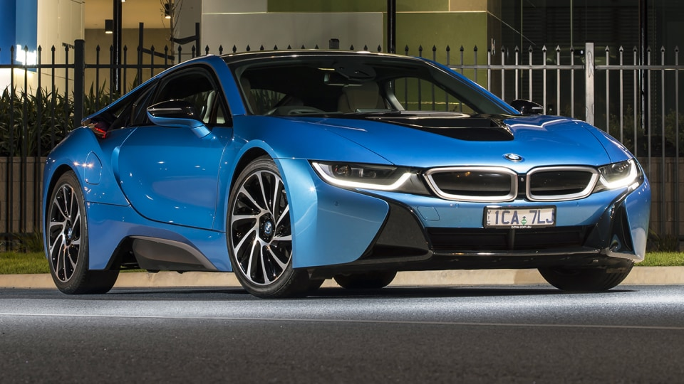 BMW i8s Coming With More Power, New Looks: Report
