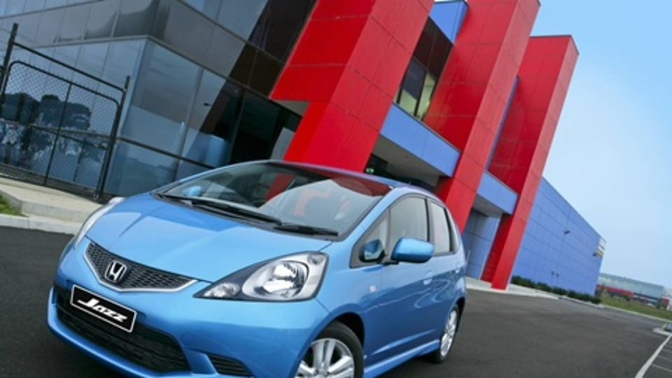Honda Australia Introduces 2009 Honda Jazz