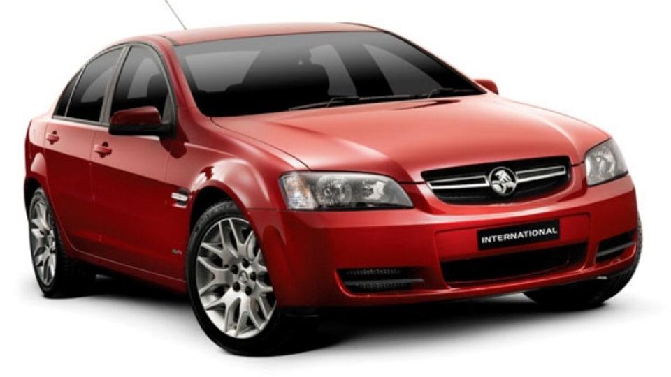 Holden Commodore International