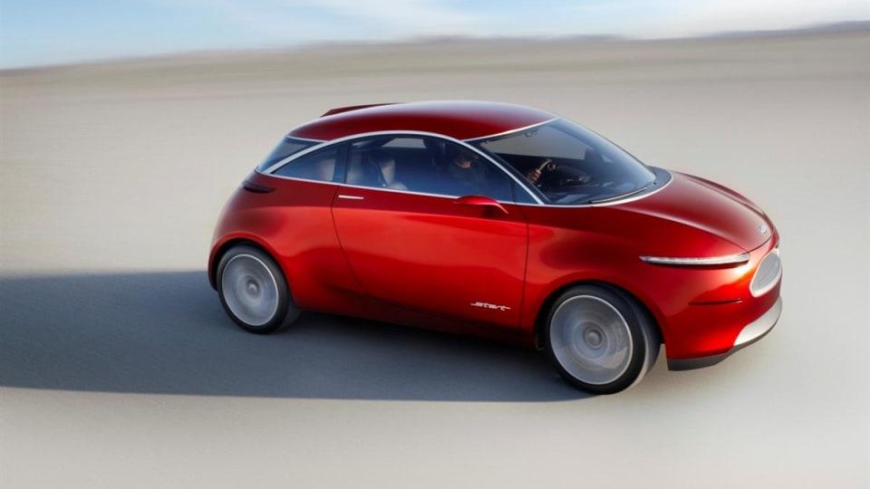 Ford Start Concept Previews New 1.0 Litre 3-Cylinder EcoBoost Engine