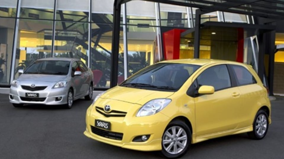 2009 Toyota Yaris Upgraded Safety And Comfort