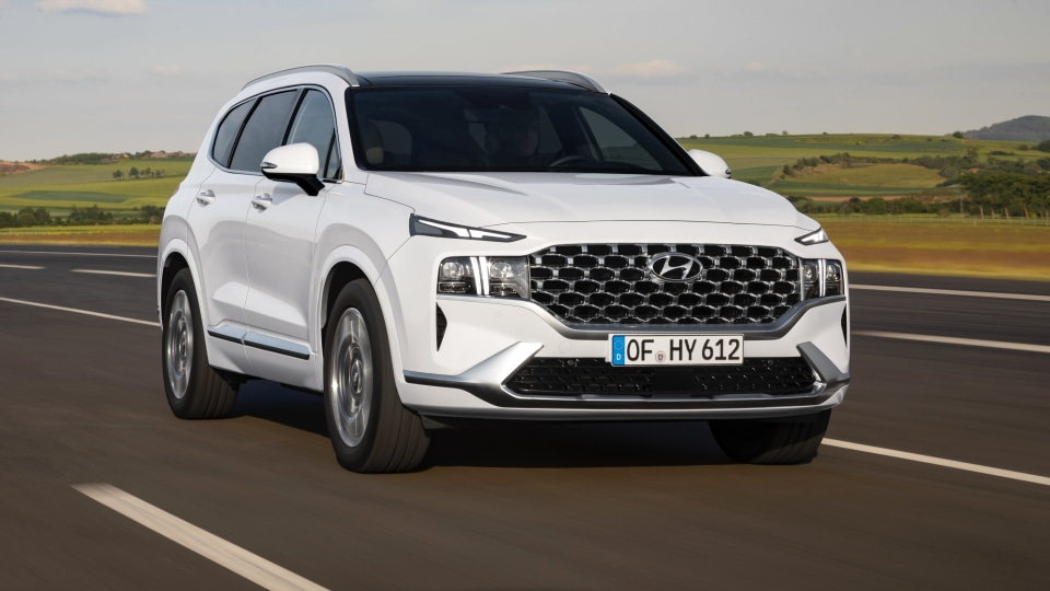 2021 Hyundai Santa Fe facelift: Local specifications surface early