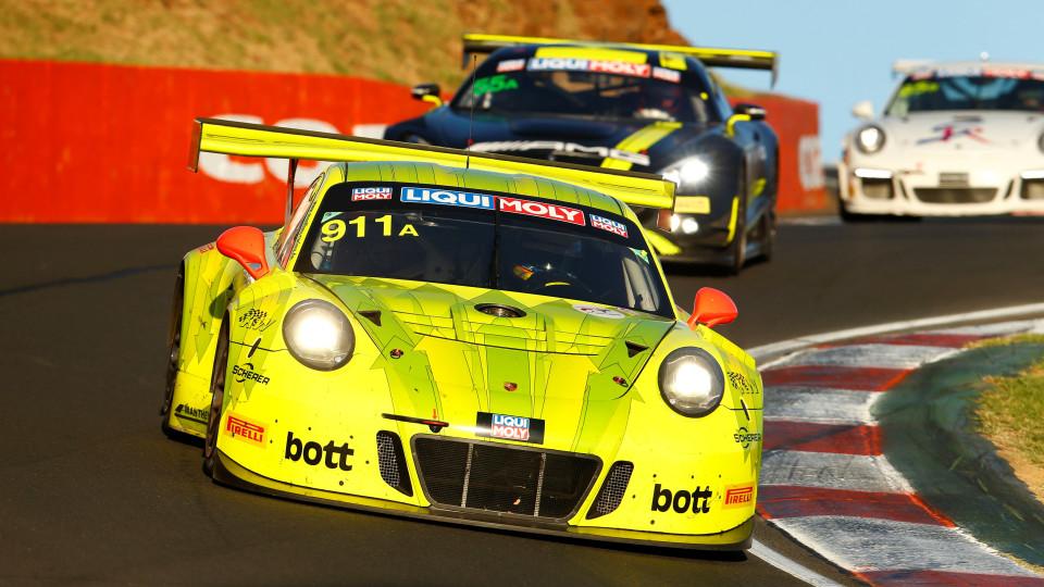 Motorsport: Big names sign up for Bathurst 12-hour
