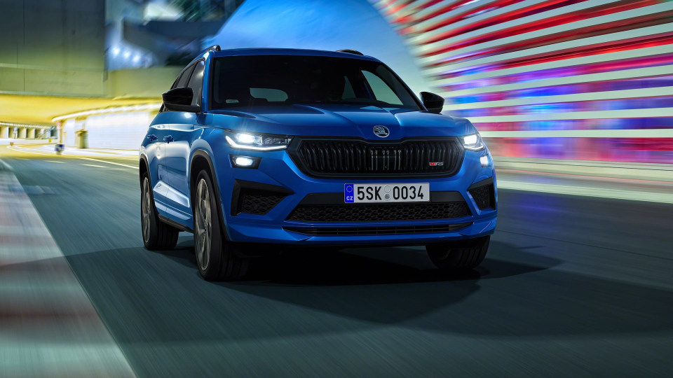 2022 Skoda Kodiaq facelift revealed: RS ditches diesel, Australian launch by December 2021