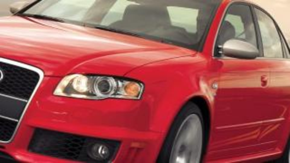 Audi RS4 to cease production
