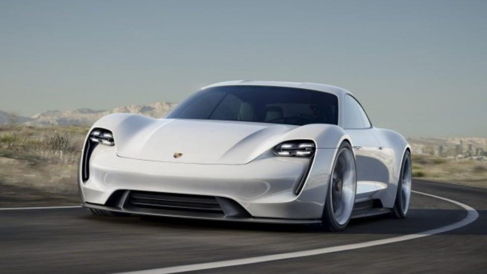 Porsche confirms Taycan name for Mission E