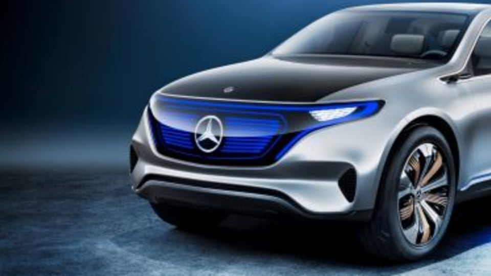 Mercedes EQ to reveal hatch concept