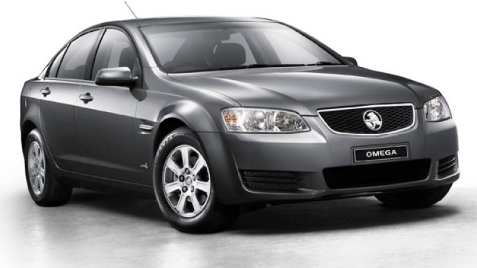 Holden Commodore Omega VE Series II