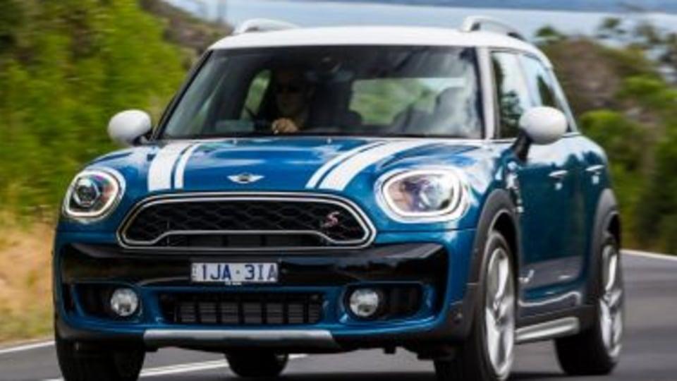 2017 Mini Countryman Cooper SD quick spin review
