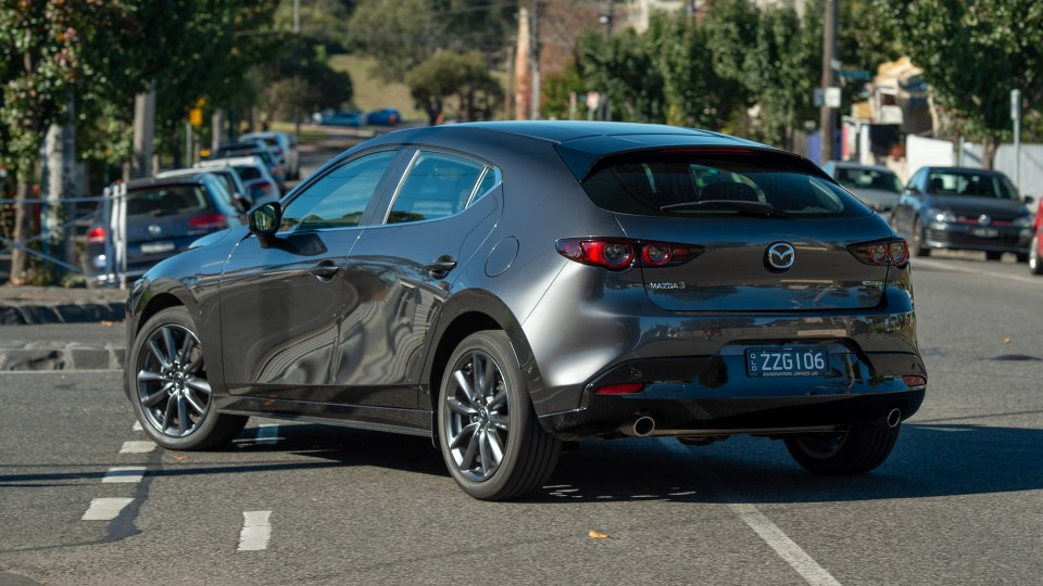 2019 Mazda 3 G20 Evolve hatch-0