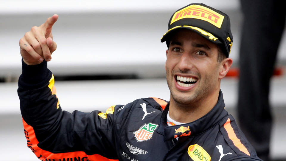 Daniel Ricciardo has shaken up F1 silly season.