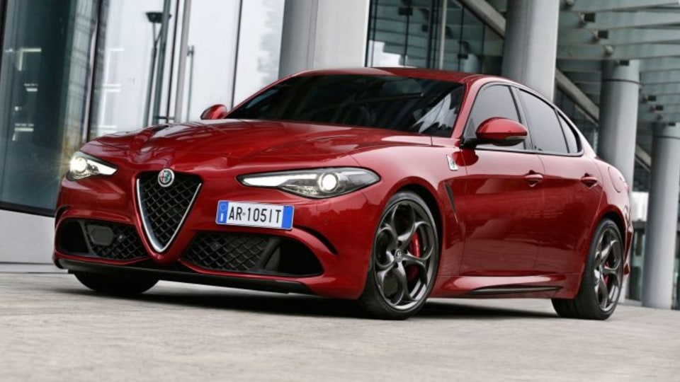 Alfa Romeo Giulia's platform will be used to produce multiple vehicles across Fiat Chrysler brands.