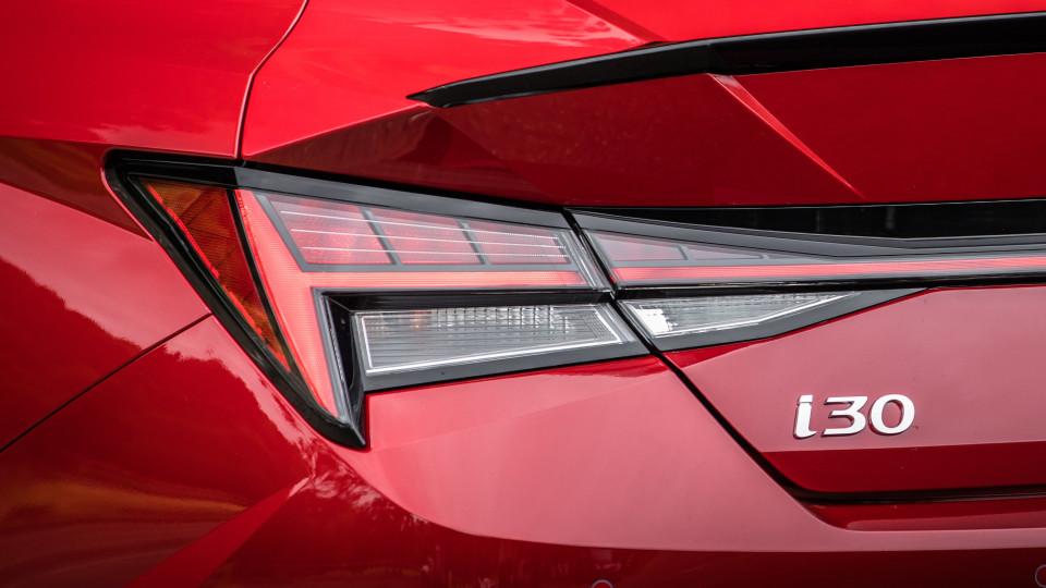 2021 Hyundai i30 Sedan N Line manual review