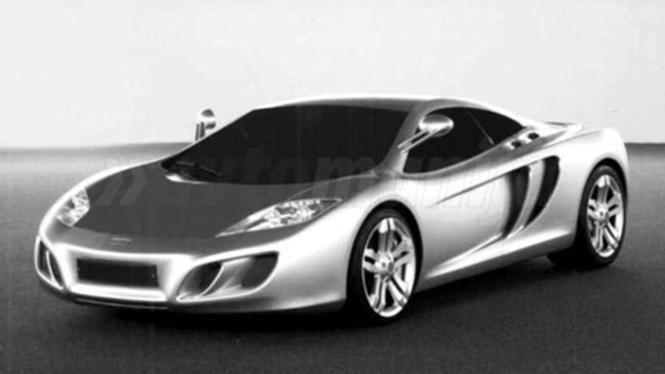 McLaren F2 Speculative Renderings Emerge