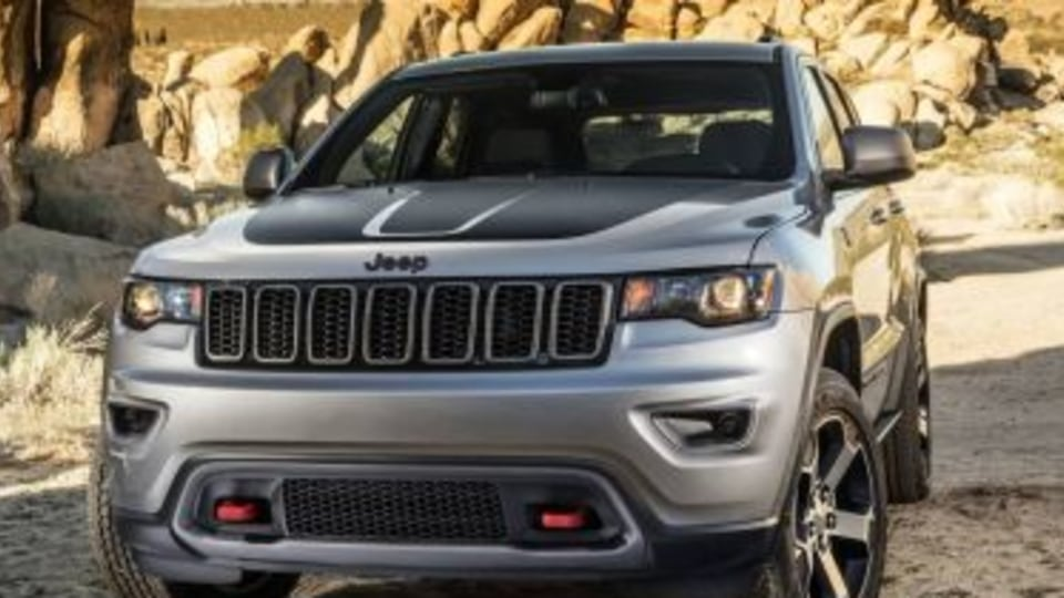 2017 Jeep Grand Cherokee prices revealed