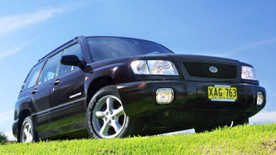 Subaru Forester GT