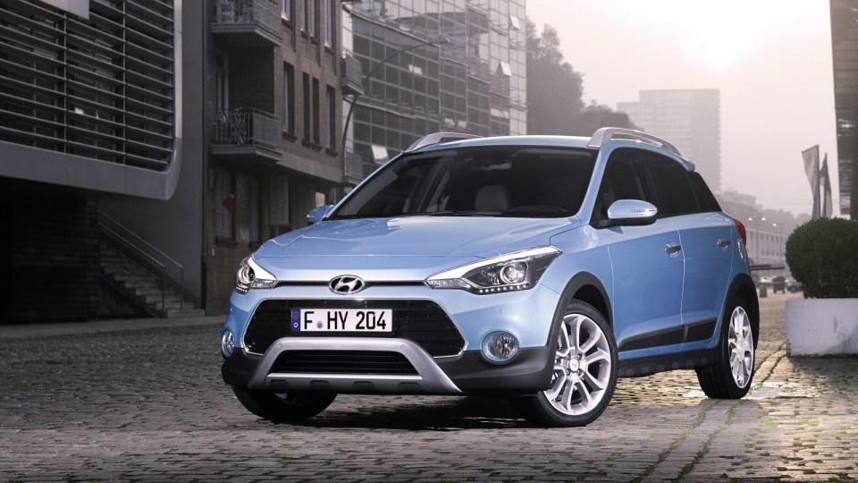 Hyundai i20 Active Toughs Up For Frankfurt Motor Show