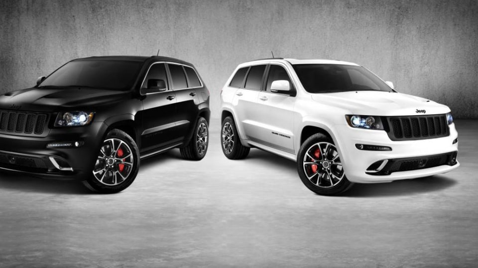 Jeep Grand Cherokee SRT8 Treated To Special Tweaks For 2013