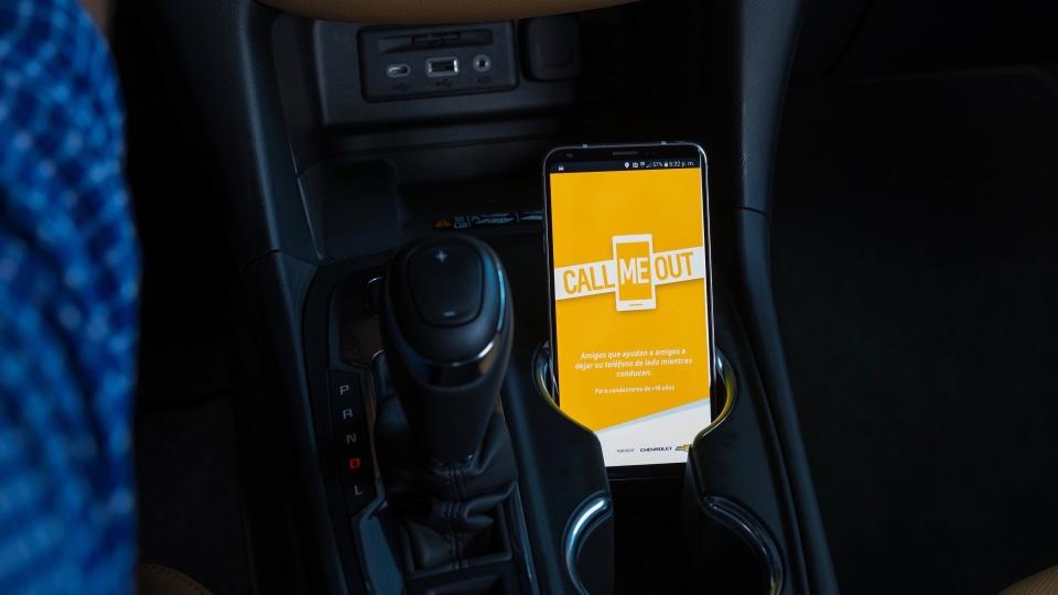 Chevrolet mobile app