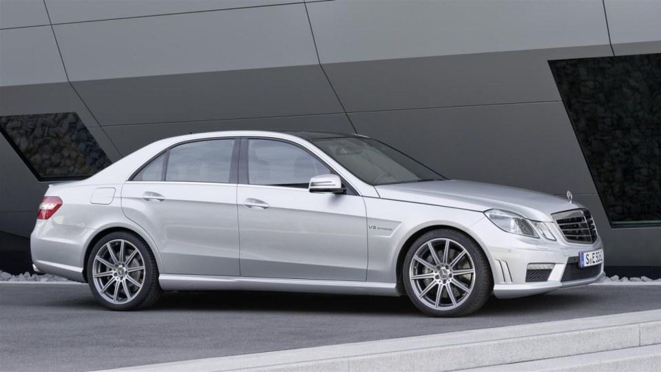 2012 Mercedes-Benz E63 AMG Pricing Announced