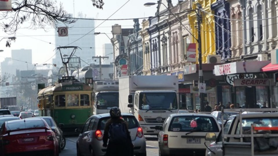 Cars Expected To Give Way To Public Transport, Pedestrians And Bicycles In Melbourne's Future, Experts Say