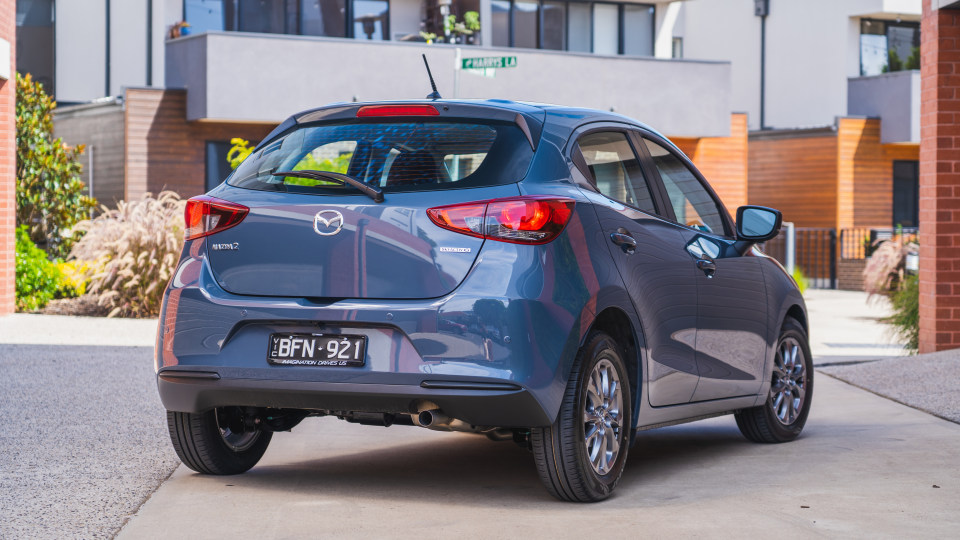 2020 Mazda 2 review: G15 Pure auto-0
