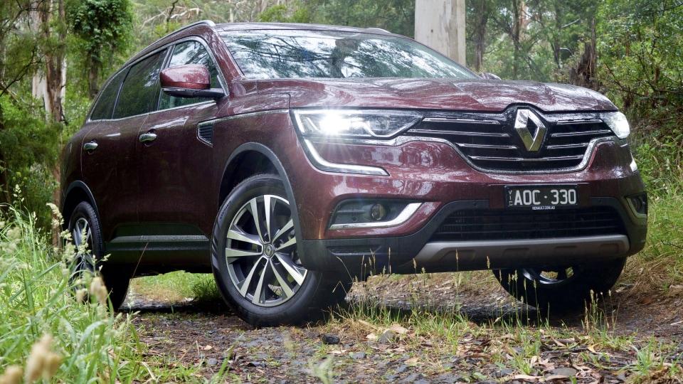 2017 Renault Koleos Intens Diesel Review