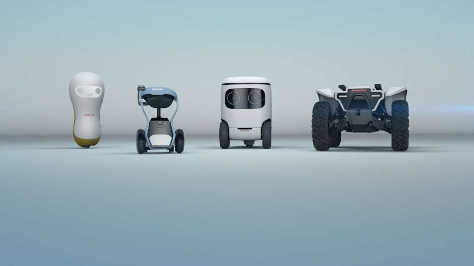 Honda Prepares Robot Onslaught For CES