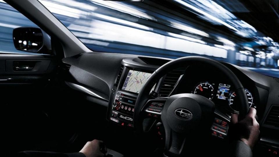 2013 Subaru Liberty