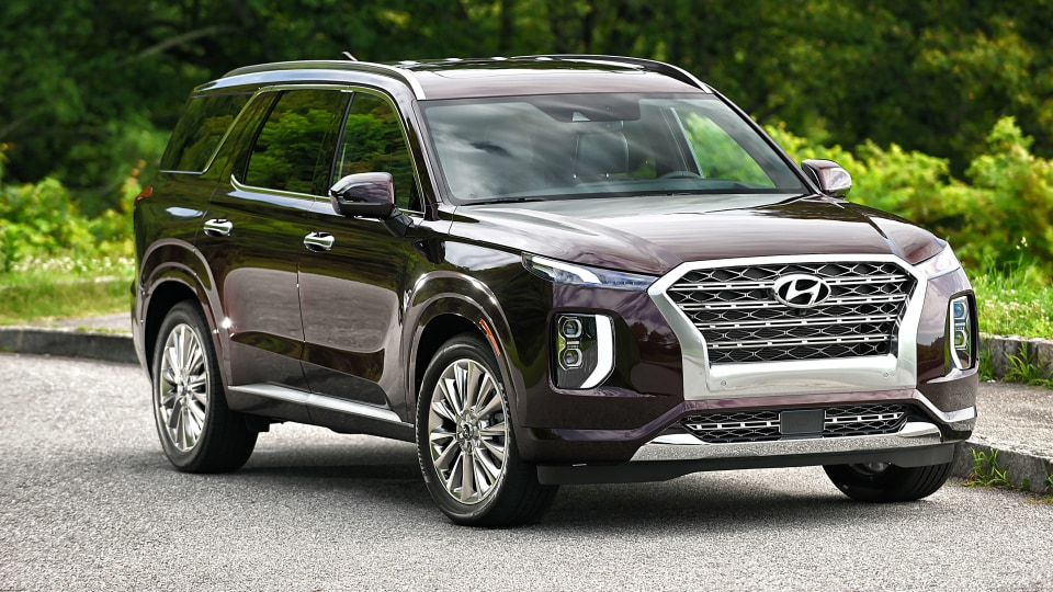 2021 Hyundai Palisade price and specs revealed early