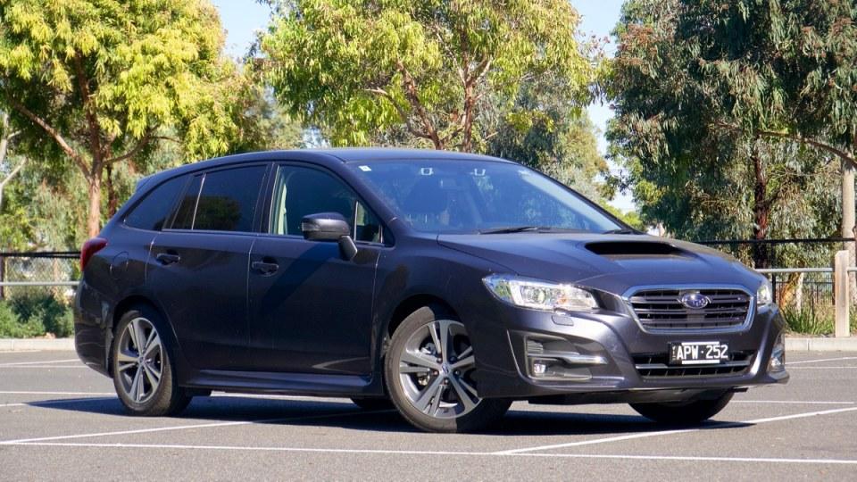 2018 Subaru Levorg 1.6 GT reviewed
