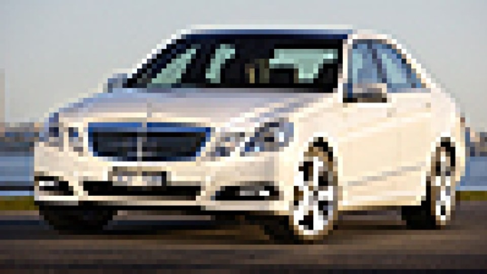 Mercedes-Benz E250 CGI Avantgarde
